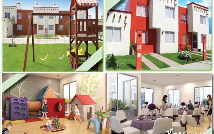 Foto de casa en venta en  , pedro escobedo centro, pedro escobedo, querétaro, 834161 No. 03
