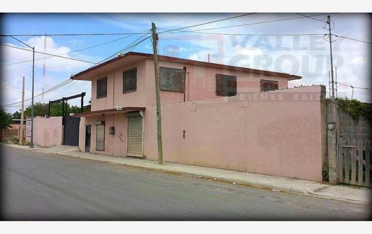 Foto de casa en venta en  , pedro j mendez ampliación, reynosa, tamaulipas, 602745 No. 01