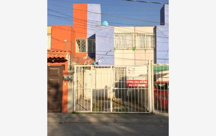Foto de casa en venta en pedro maria garibay 0, santa maría totoltepec, toluca, méxico, 1605208 No. 01