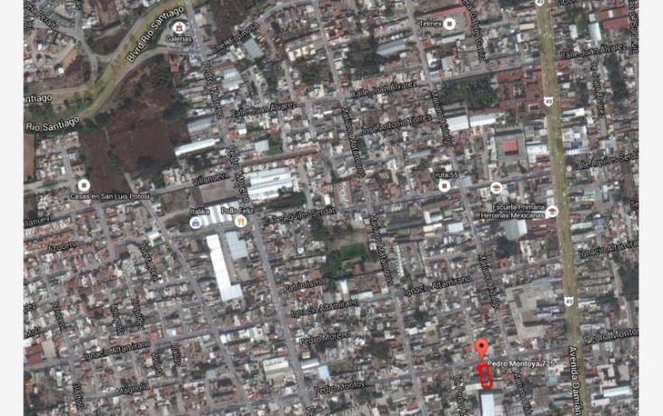 Foto de terreno comercial en venta en pedro montoya 725, la victoria, ciudad del maíz, san luis potosí, 2029786 no 01