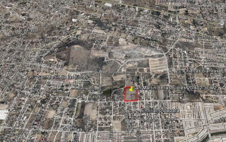 Foto de terreno habitacional en venta en pedro moreno 20, emiliano zapata, san pedro tlaquepaque, jalisco, 853651 no 09
