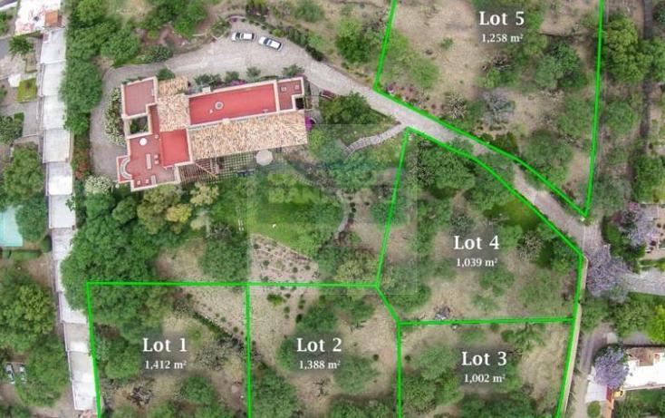 Foto de terreno habitacional en venta en pedro paramo, el mirador, san miguel de allende, guanajuato, 1153999 no 01