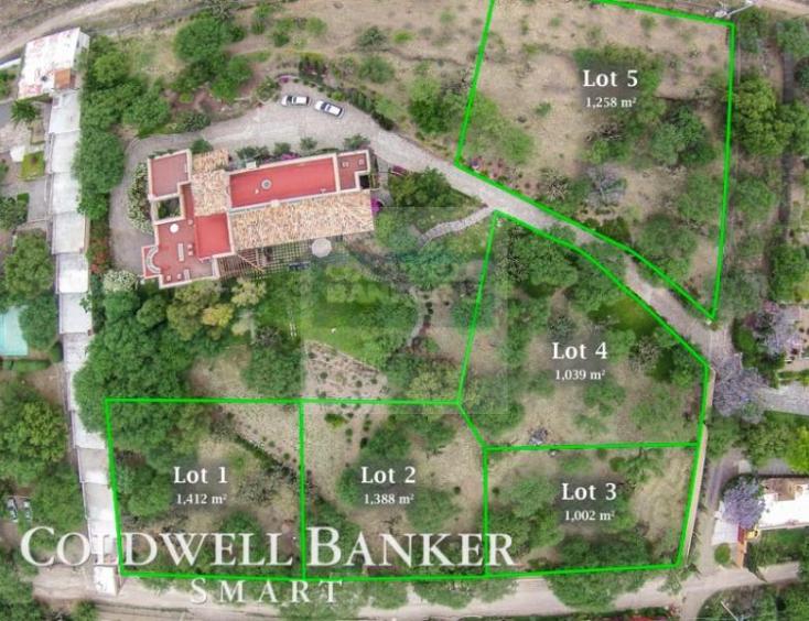 Foto de terreno habitacional en venta en  , villa de los frailes, san miguel de allende, guanajuato, 1154013 No. 01