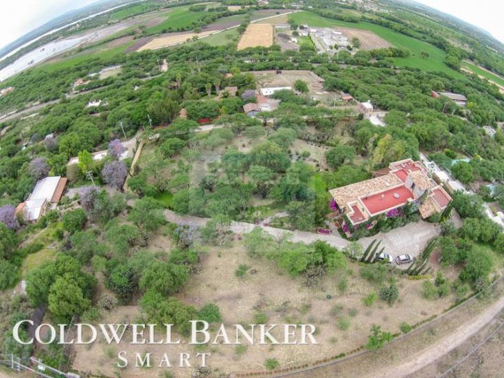 Foto de terreno habitacional en venta en  , villa de los frailes, san miguel de allende, guanajuato, 1154013 No. 05