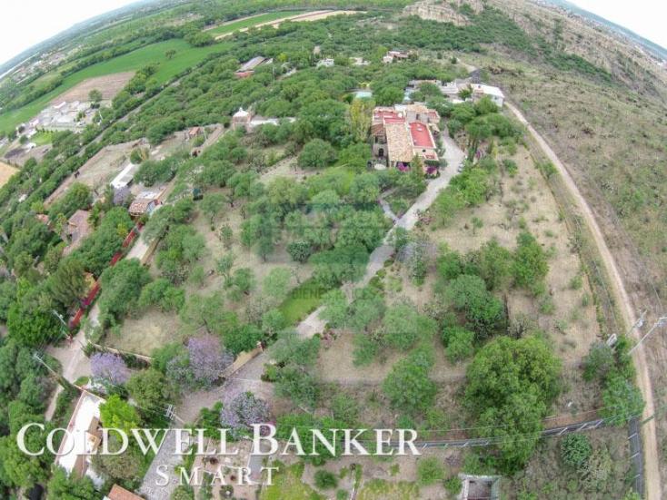 Foto de terreno habitacional en venta en  , villa de los frailes, san miguel de allende, guanajuato, 1154013 No. 06