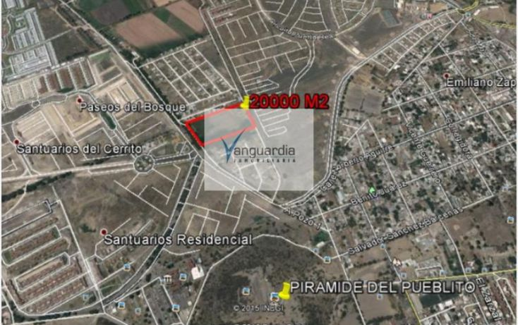 Foto de terreno comercial en venta en pedro urtiaga, el pueblito centro, corregidora, querétaro, 966193 no 08