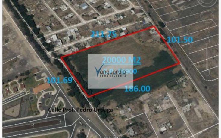 Foto de terreno comercial en venta en pedro urtiaga, el pueblito centro, corregidora, querétaro, 966193 no 09