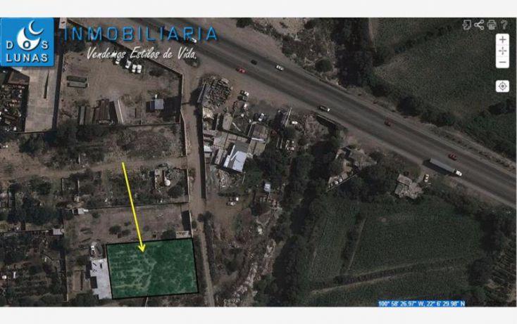 Foto de terreno habitacional en renta en pedro vallejo 1, san juan de guadalupe, san luis potosí, san luis potosí, 2023554 no 02