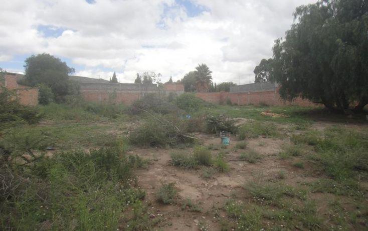 Foto de terreno habitacional en renta en pedro vallejo 1, san juan de guadalupe, san luis potosí, san luis potosí, 2023554 no 07
