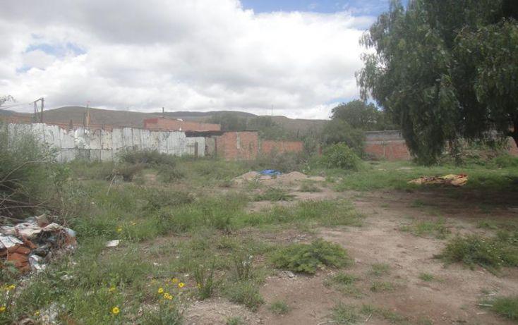 Foto de terreno habitacional en renta en pedro vallejo 1, san juan de guadalupe, san luis potosí, san luis potosí, 2023554 no 08