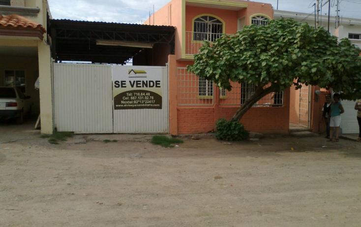 Foto de casa en venta en  , pemex, culiac?n, sinaloa, 1834754 No. 01