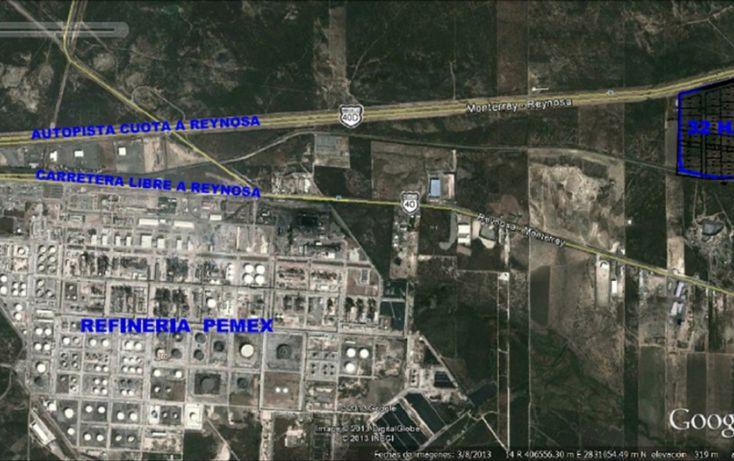 Foto de terreno industrial en venta en, pemex refinería, cadereyta jiménez, nuevo león, 1115263 no 02