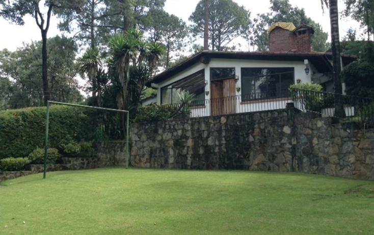 Foto de casa en venta en  , pe?a blanca, valle de bravo, m?xico, 1514264 No. 01