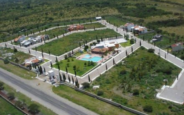Foto de terreno habitacional en venta en  , peña de bernal, san juan del río, querétaro, 1419777 No. 01