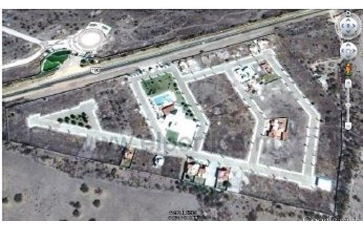 Foto de terreno habitacional en venta en  , peña de bernal, san juan del río, querétaro, 1419777 No. 08