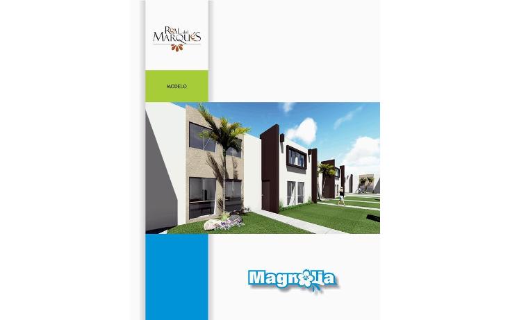 Foto de casa en venta en  , real del marques residencial, querétaro, querétaro, 1631642 No. 02
