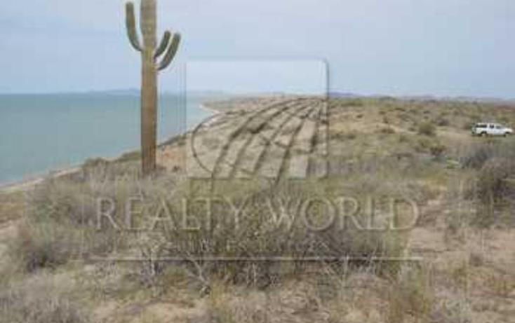 Foto de terreno comercial en venta en  , peñasco, puerto peñasco, sonora, 395870 No. 01