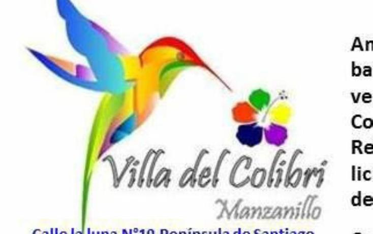 Foto de departamento en renta en  , pen?nsula de santiago, manzanillo, colima, 1606160 No. 01