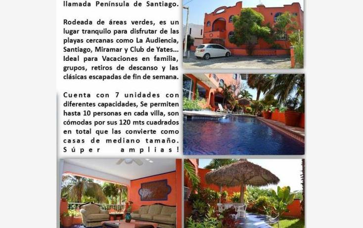 Foto de departamento en renta en  , pen?nsula de santiago, manzanillo, colima, 1606160 No. 03