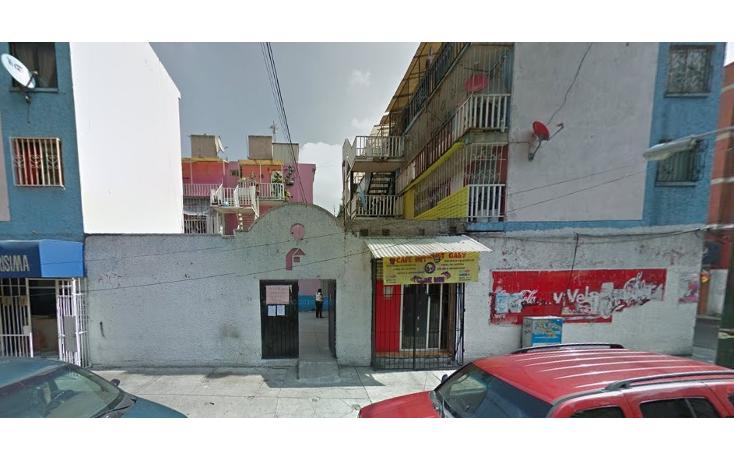 Foto de departamento en venta en peñón cond. 2 edificio l, depto. 402 , morelos, cuauhtémoc, distrito federal, 1874432 No. 01
