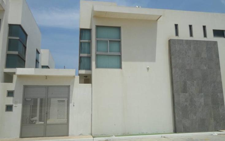 Foto de casa en renta en  , pensiones del estado, coatzacoalcos, veracruz de ignacio de la llave, 1133875 No. 01