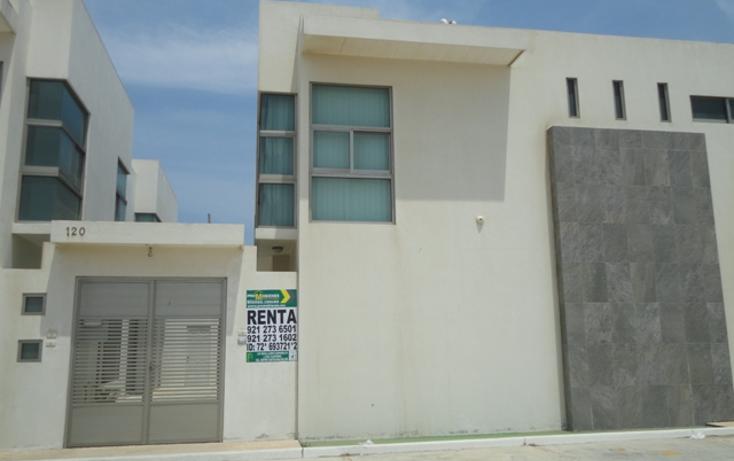 Foto de casa en renta en  , pensiones del estado, coatzacoalcos, veracruz de ignacio de la llave, 1264775 No. 01