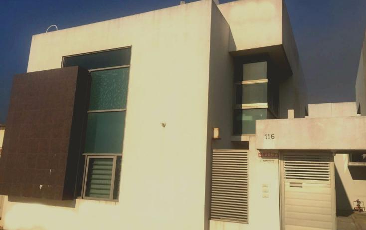 Foto de casa en renta en  , pensiones del estado, coatzacoalcos, veracruz de ignacio de la llave, 1753768 No. 01