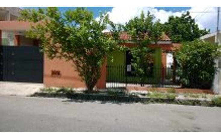 Foto de casa en venta en  , pensiones, mérida, yucatán, 1302441 No. 01