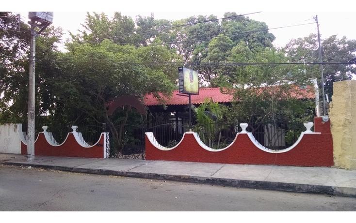 Foto de local en venta en  , pensiones, mérida, yucatán, 1493547 No. 01