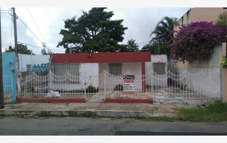 Foto de casa en venta en  , pensiones, mérida, yucatán, 1587842 No. 01