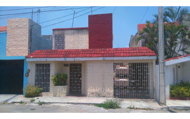 Foto de casa en venta en  , pensiones, mérida, yucatán, 1820222 No. 01