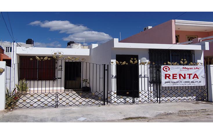 Foto de departamento en renta en  , pensiones, m?rida, yucat?n, 2013218 No. 01