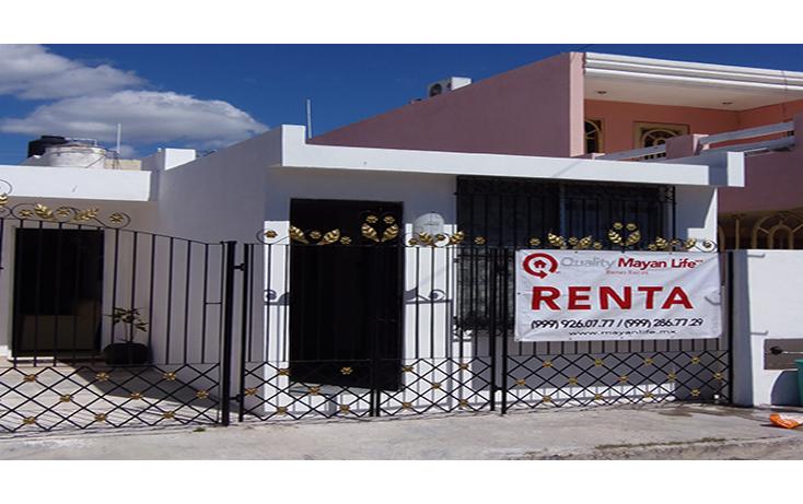 Foto de departamento en renta en  , pensiones, m?rida, yucat?n, 2013218 No. 02