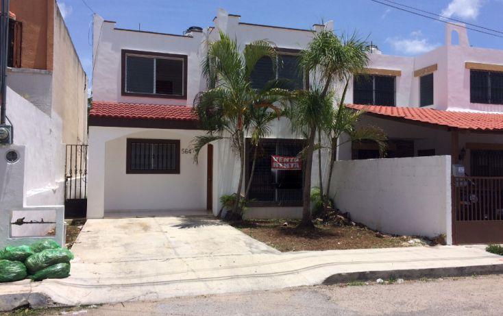 Foto de casa en venta en, pensiones, mérida, yucatán, 2038592 no 01