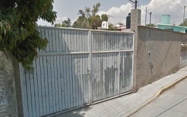 Foto de casa en venta en  , pentecostés, texcoco, méxico, 1631630 No. 01
