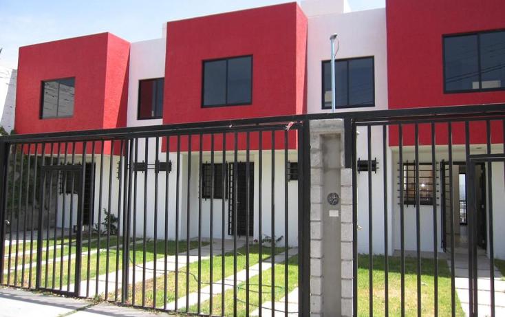 Foto de casa en venta en  , peñuelas, querétaro, querétaro, 1419021 No. 01