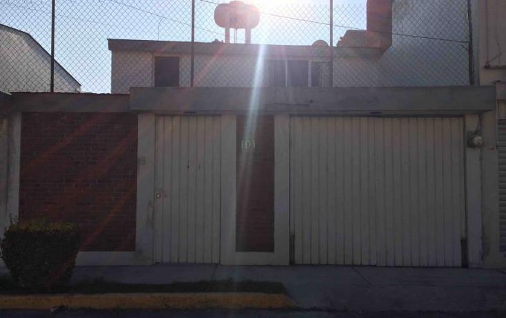Foto de casa en venta en perales 151, casa blanca, metepec, méxico, 2787419 No. 01