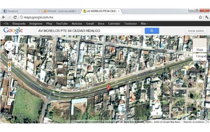 Foto de terreno habitacional en venta en  , perales y ailitos, hidalgo, michoacán de ocampo, 1521457 No. 04