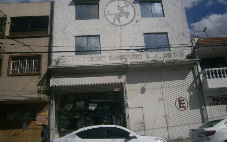 Foto de edificio en venta en  , peralvillo, cuauht?moc, distrito federal, 1256829 No. 01