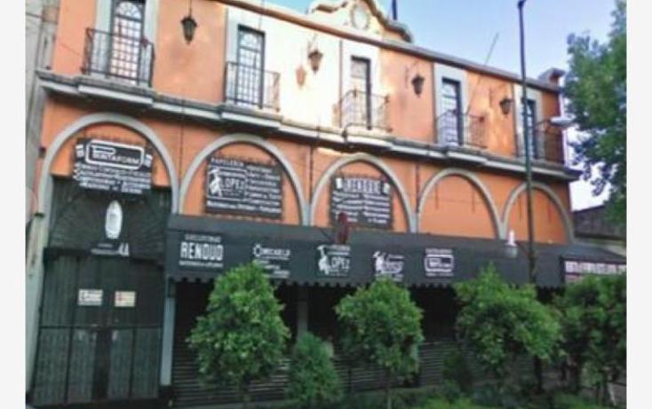 Foto de edificio en venta en peralvillo n/d, morelos, cuauhtémoc, distrito federal, 1808444 No. 01