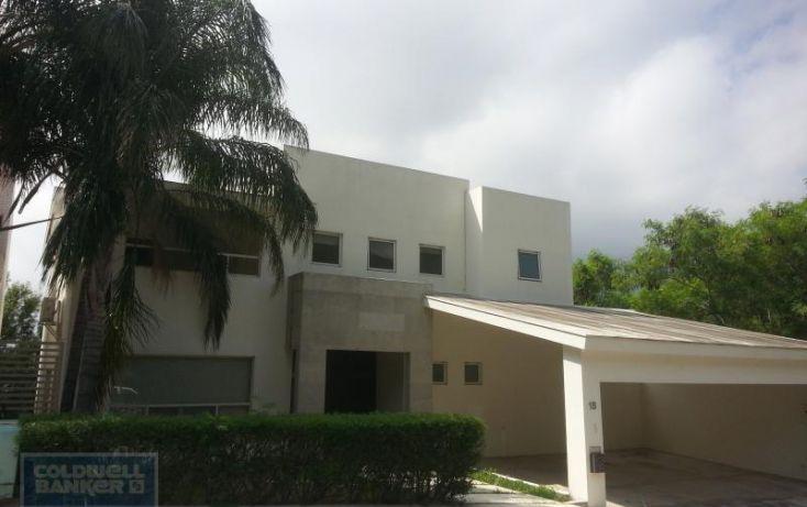 Foto de casa en venta en peregrinos 18, bosquencinos 1er, 2da y 3ra etapa, monterrey, nuevo león, 2385253 no 01