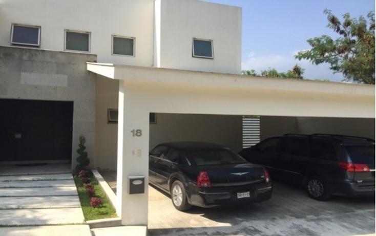 Foto de casa en venta en peregrinos , bosquencinos 1er, 2da y 3ra etapa, monterrey, nuevo león, 1597335 No. 01