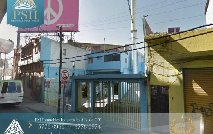 Foto de terreno comercial en venta en periferico 8, san bartolo naucalpan (naucalpan centro), naucalpan de juárez, méxico, 845657 No. 01