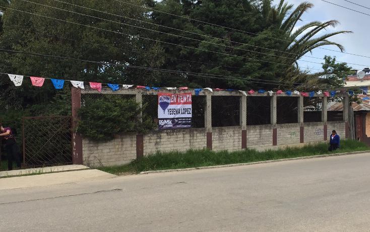 Foto de terreno comercial en venta en periférico norte 0, ojo de agua, san cristóbal de las casas, chiapas, 2648311 No. 01