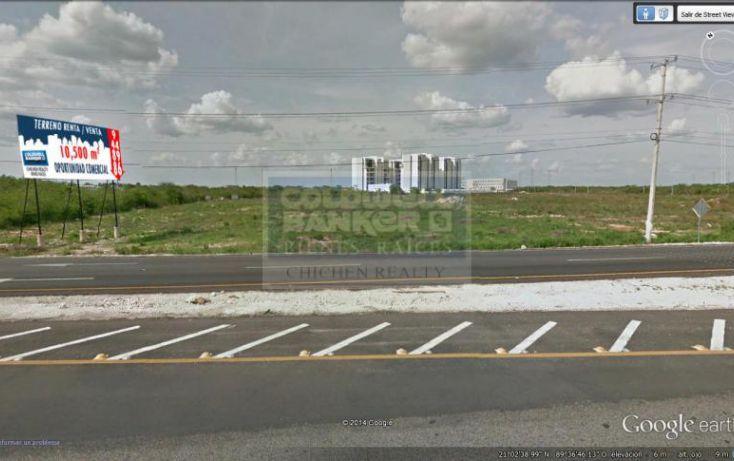 Foto de terreno habitacional en renta en periferico norte, santa gertrudis copo, mérida, yucatán, 1754198 no 08