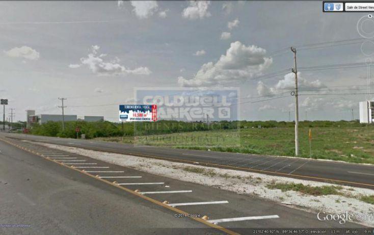 Foto de terreno habitacional en venta en periferico norte, santa gertrudis copo, mérida, yucatán, 1754248 no 07