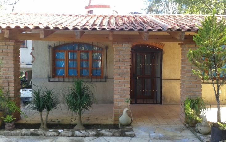 Foto de casa en venta en periférico oriente , cuxtitali, san cristóbal de las casas, chiapas, 1877578 No. 01