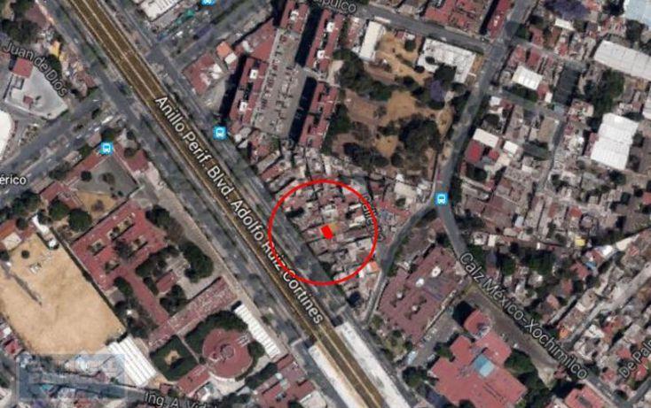 Foto de terreno habitacional en renta en periferico sur, belisario domínguez sección xvi, tlalpan, df, 1582996 no 07