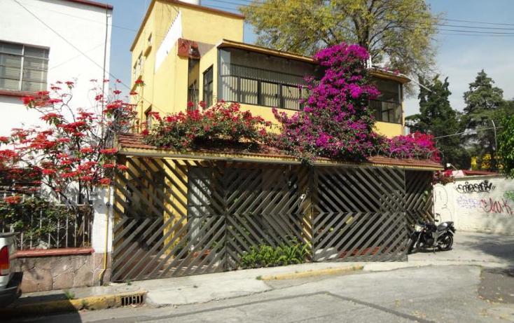 Foto de casa en venta en  , periodista, benito juárez, distrito federal, 1491779 No. 15
