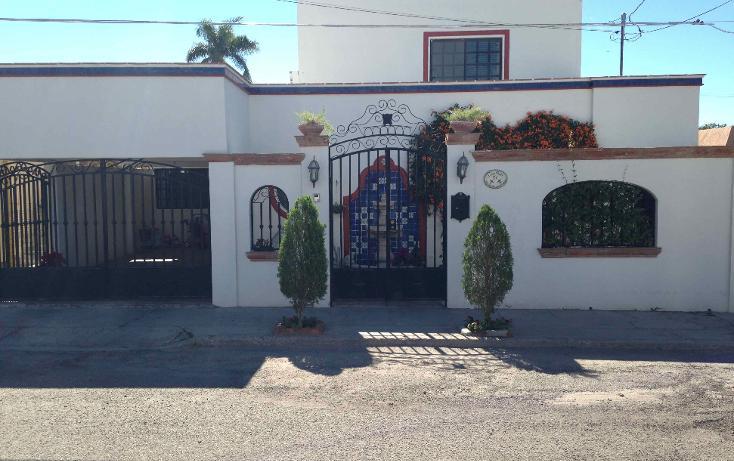 Foto de casa en venta en  , periodista, hermosillo, sonora, 1172449 No. 01
